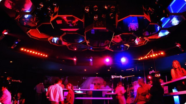 Kitsch Club - Knokke-Heist