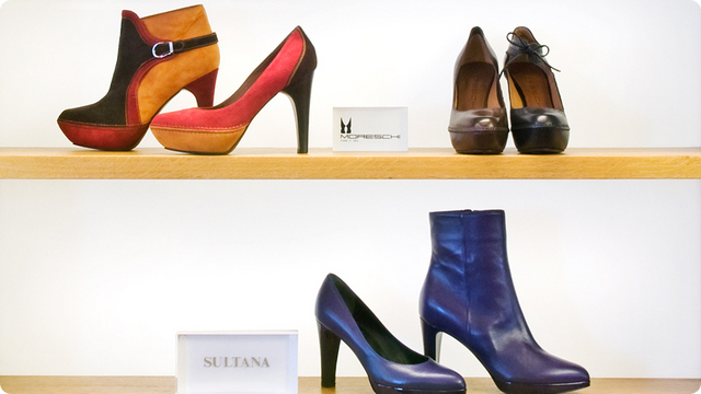 Claude Fontaine Shoes