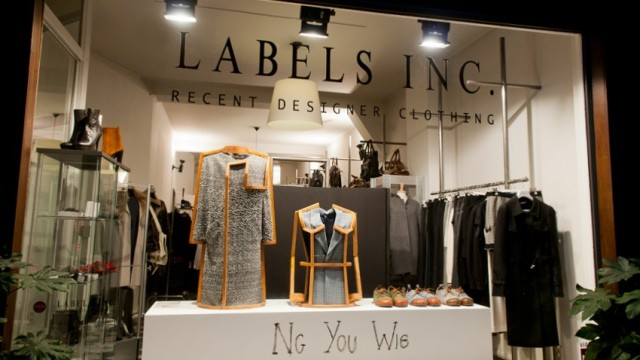 Labels Inc.
