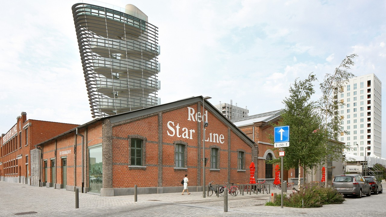 Red Star Line - Antwerpen