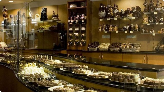 Chocolaterie Olivier Willems - Oostende