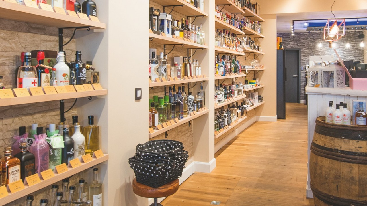 The Gin & Whisky Shop - Brugge