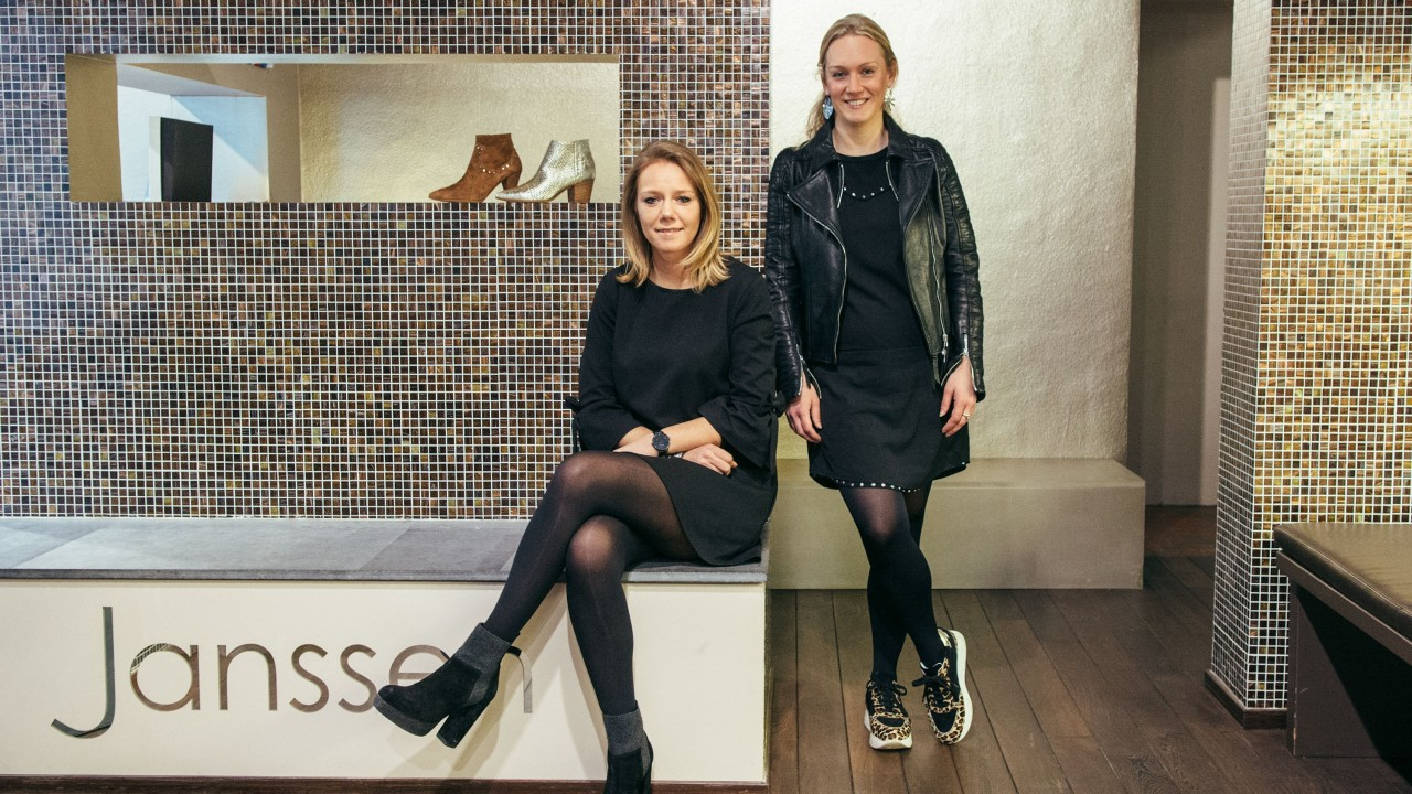 JANSSEN shoes. bags. accessories. - Brugge