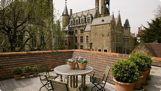 Canalside House - Brugge