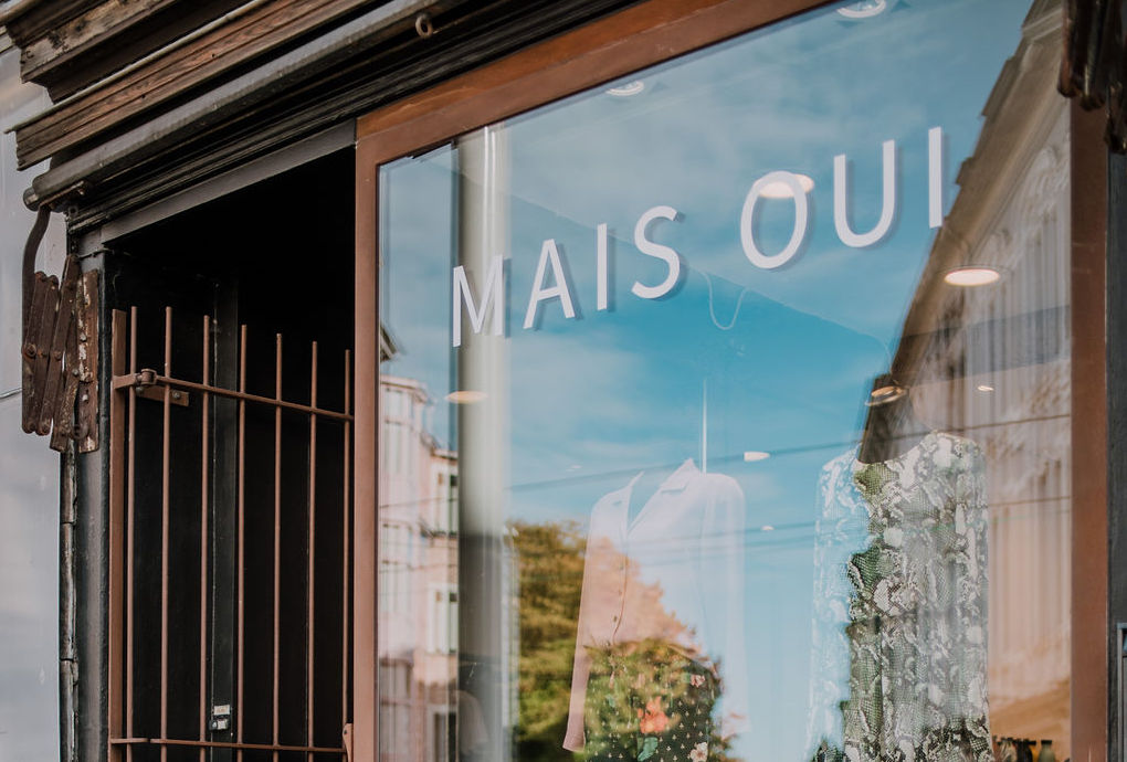 NIEUW IN GENT: CURATED STYLE STORE MAIS OUI
