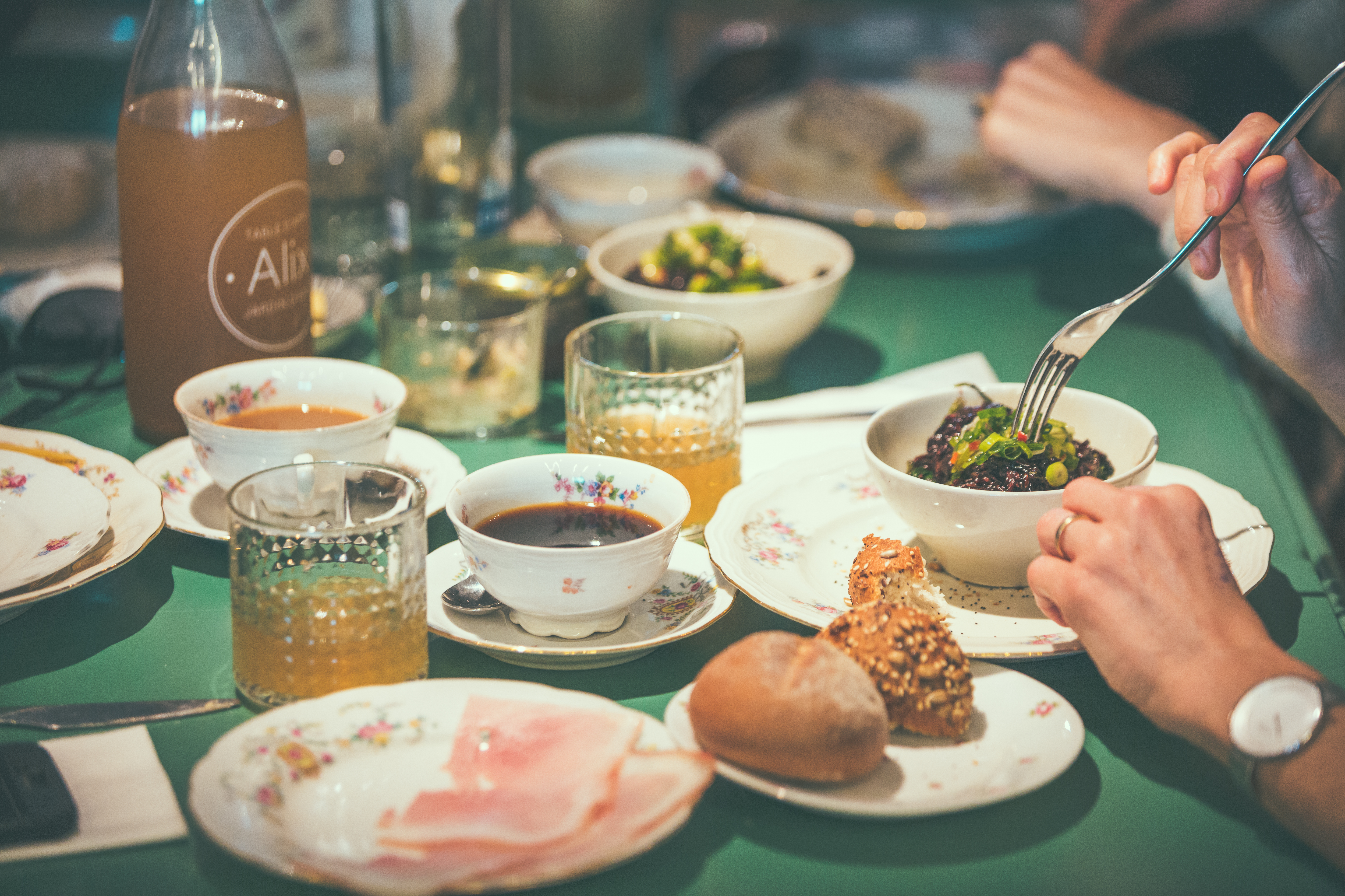 SUNDAY BRUNCH DAY - BRUNCH AND BREAKFAST IN GHENT - 20 SUPER SPOTS